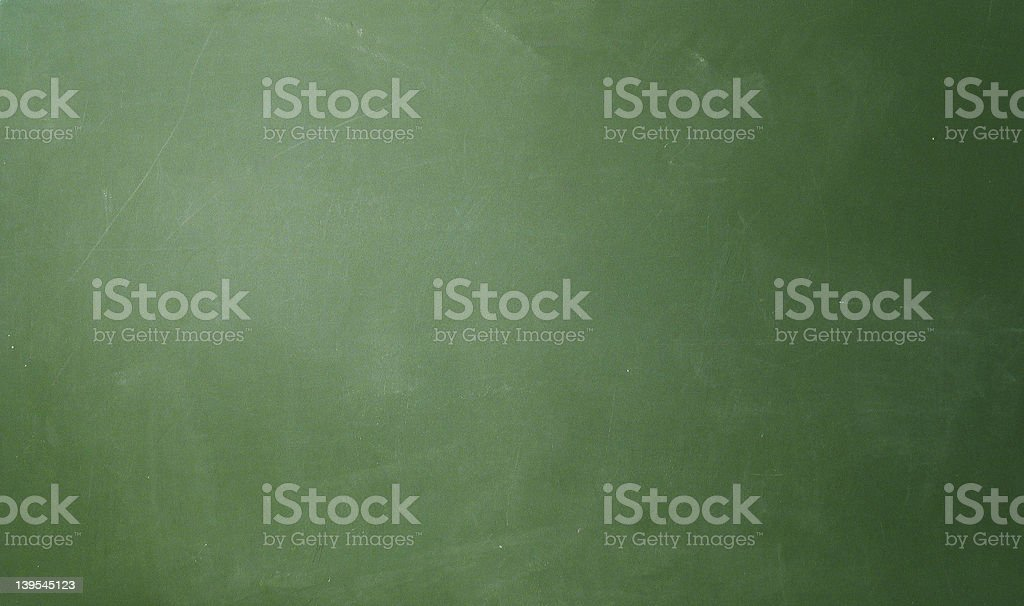 Chalkboard royalty-free stock photo