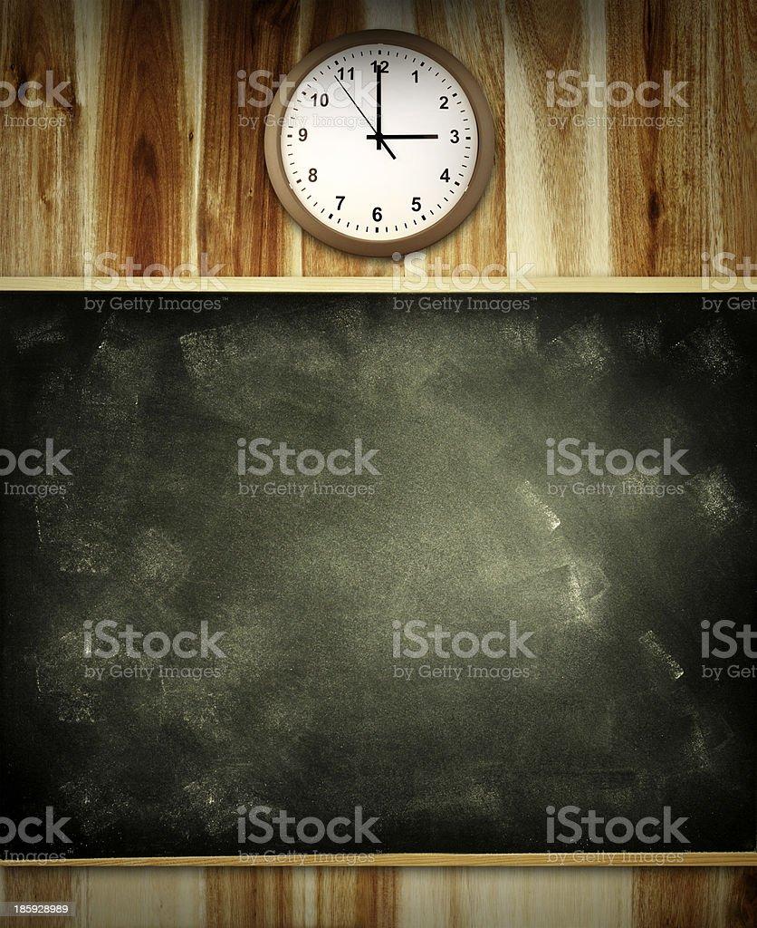 Chalkboard royalty-free stock photo