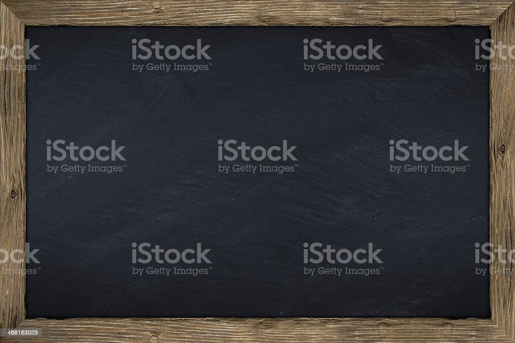 chalkboard stock photo
