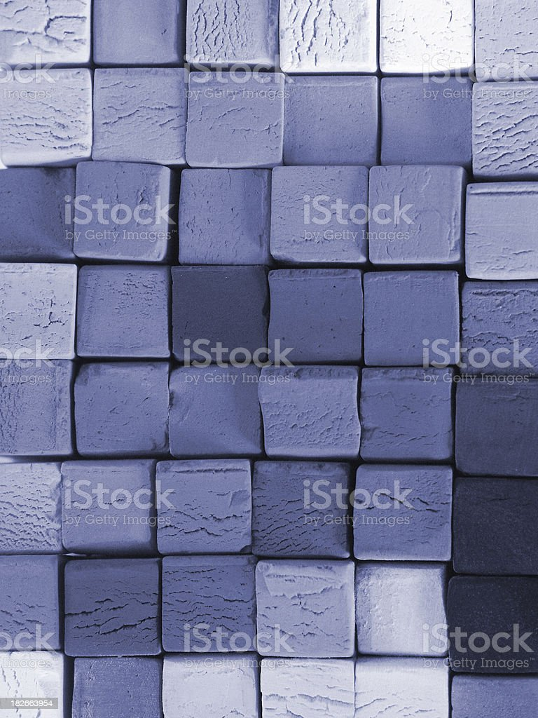 Chalks royalty-free stock photo