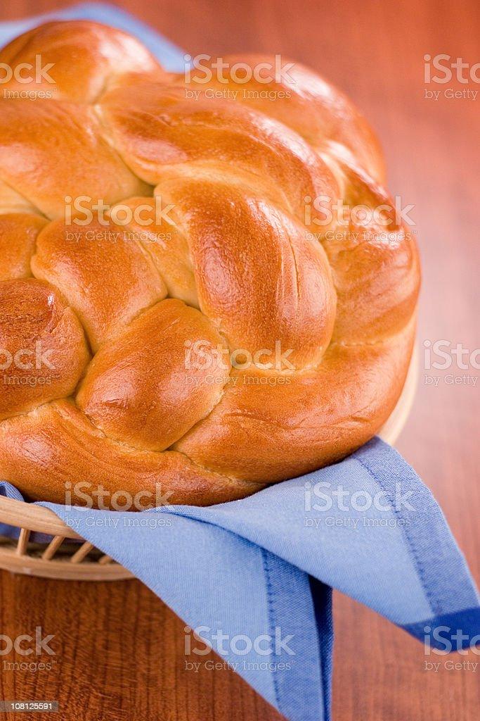 Challah Bread stock photo