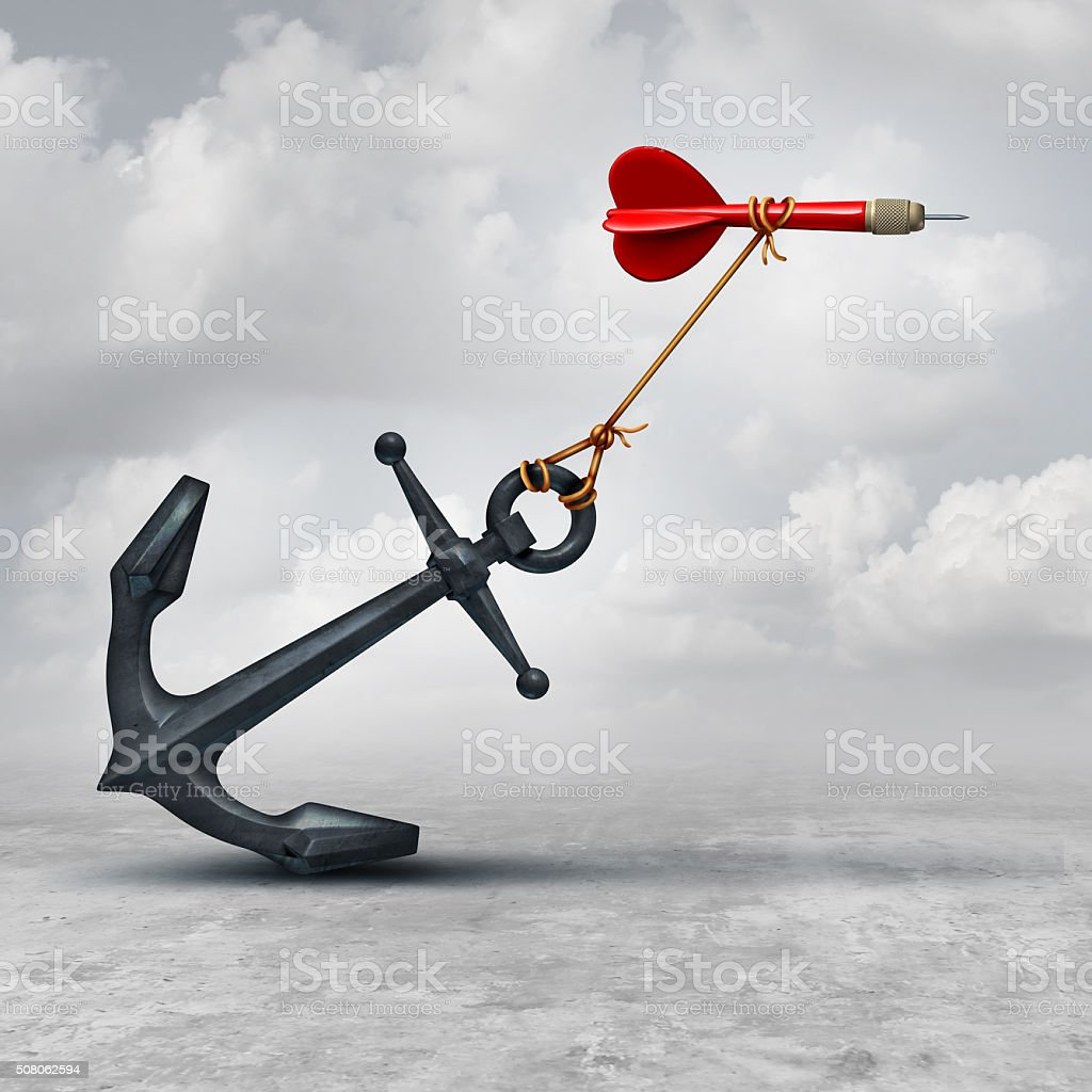 Challenges In Business stock photo