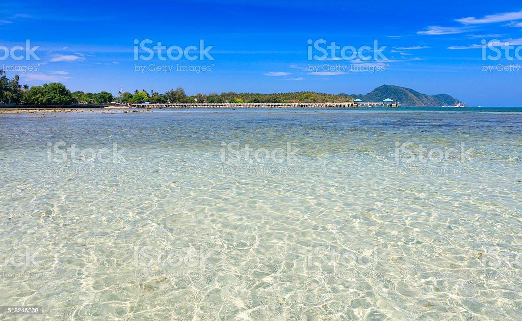 Chalong Bay, Phuket, Thailand stock photo