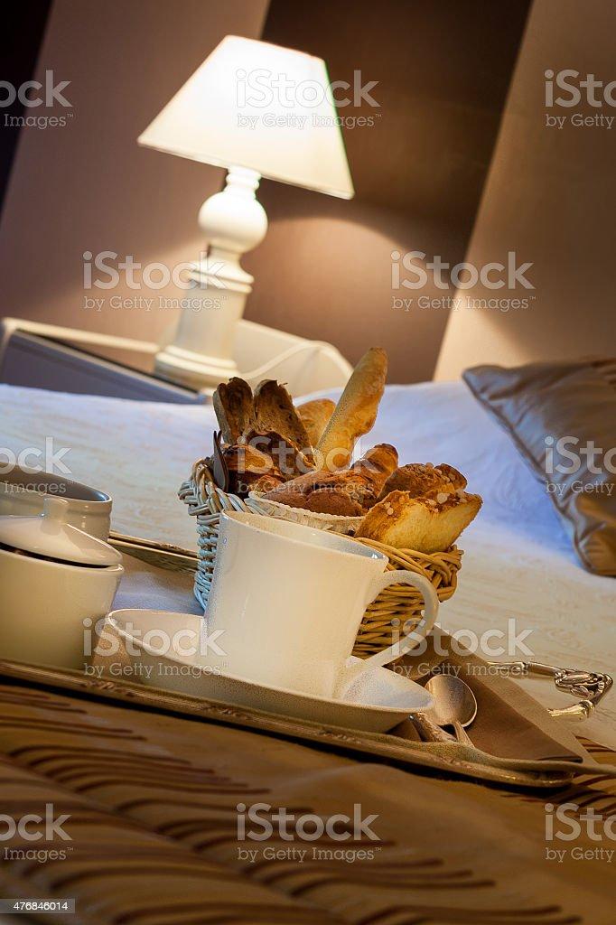 chambre d'un grand h?tel stock photo