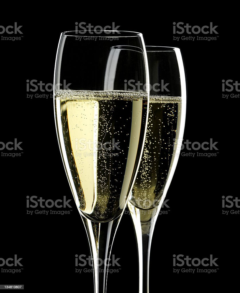 Champagne 4 royalty-free stock photo