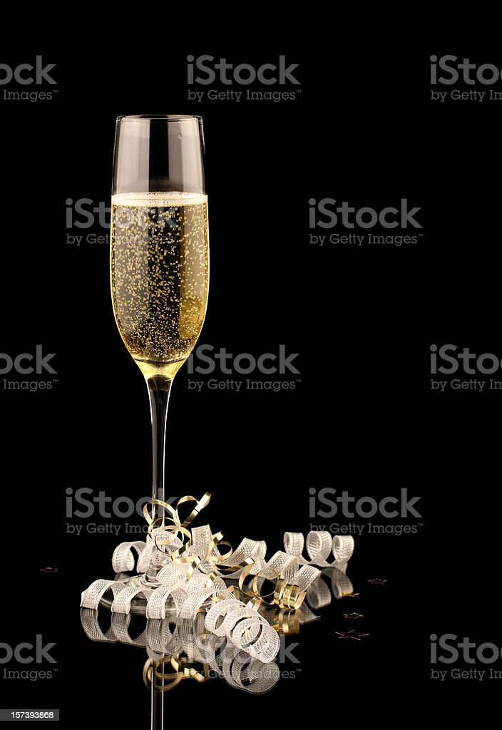 Champagne Party royalty-free stock photo