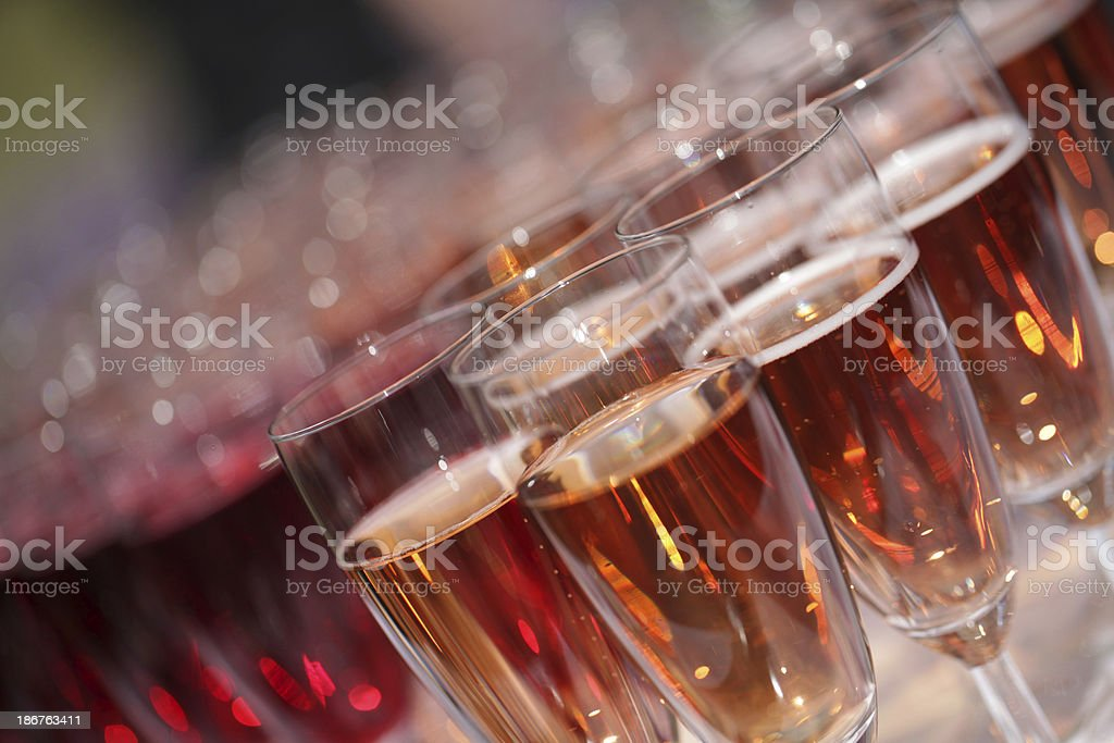 champagne! royalty-free stock photo