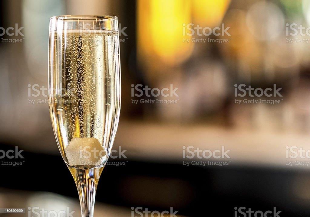 Champagne Sugar Specialty stock photo