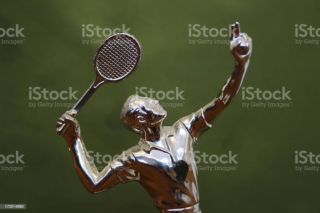 Champion of Champions stock photo