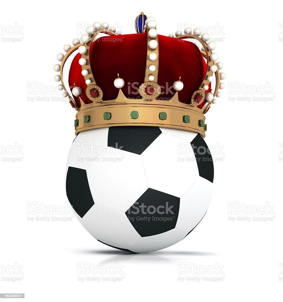 Champion royalty-free stock photo