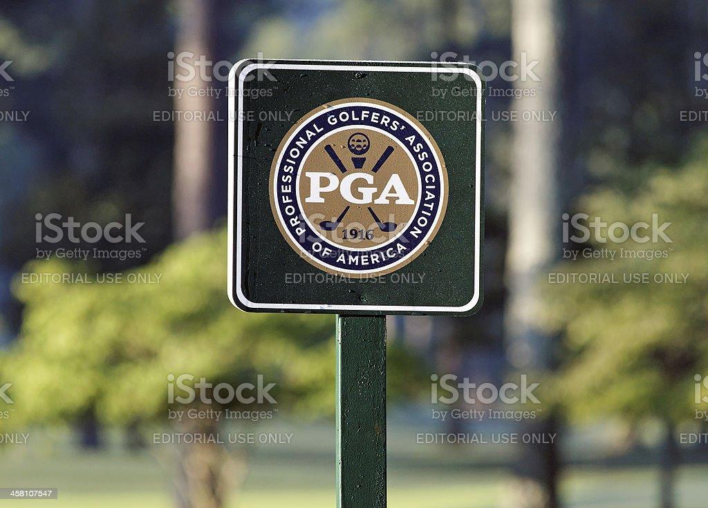 PGA Championship stock photo