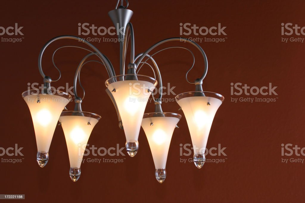 Chandelier 2 royalty-free stock photo
