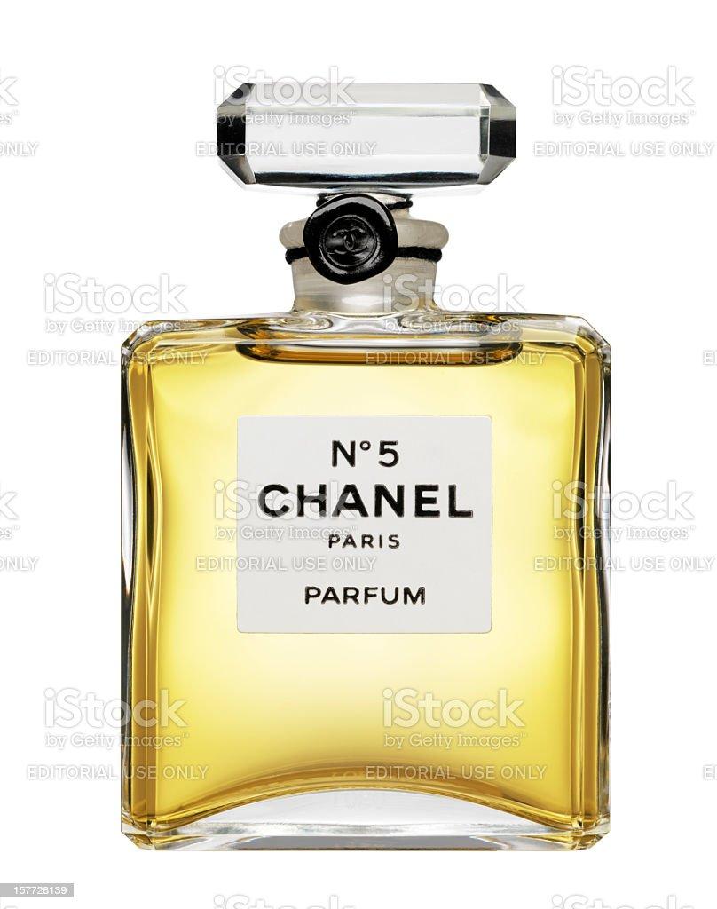 Chanel N°5 stock photo