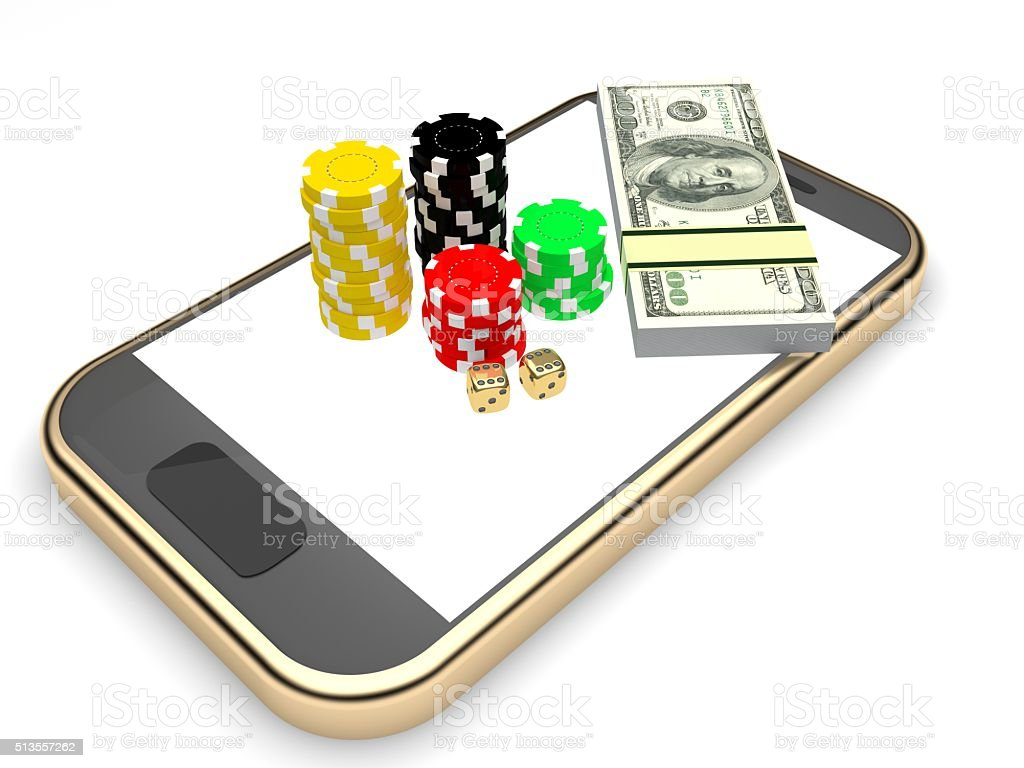 Change and Online Games stock photo