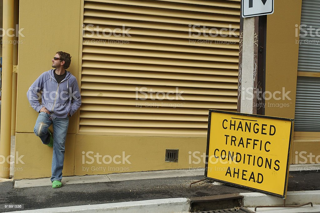 Changes royalty-free stock photo