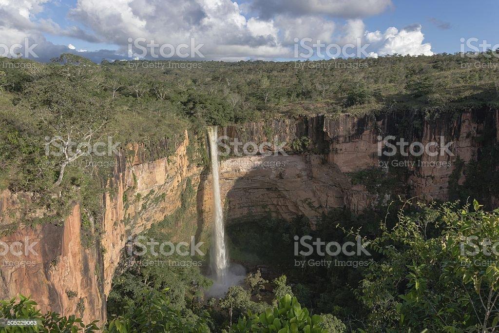 Chapada dos Guimaraes - Mato Grosso - Brazil stock photo