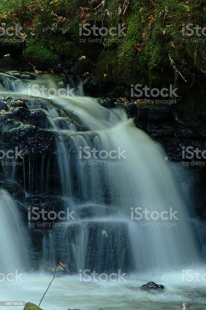 Capela Falls foto royalty-free