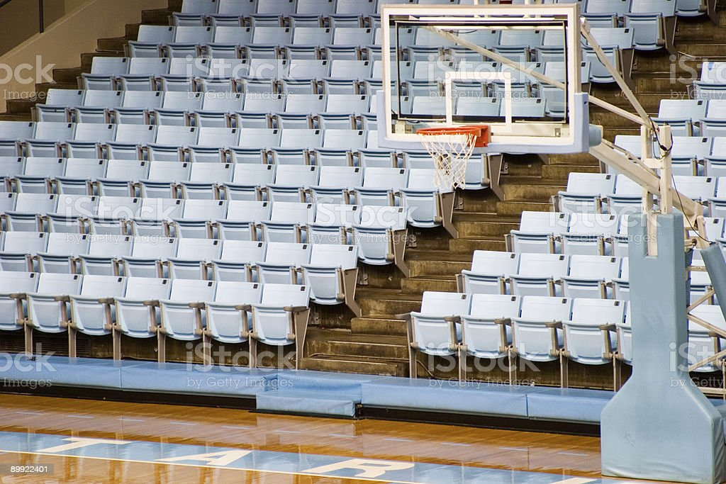 UNC Chapel Hill stock photo