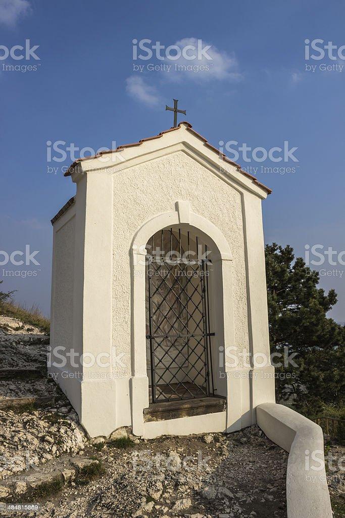 Chapel in Mikulov - Czech Republic royalty-free stock photo