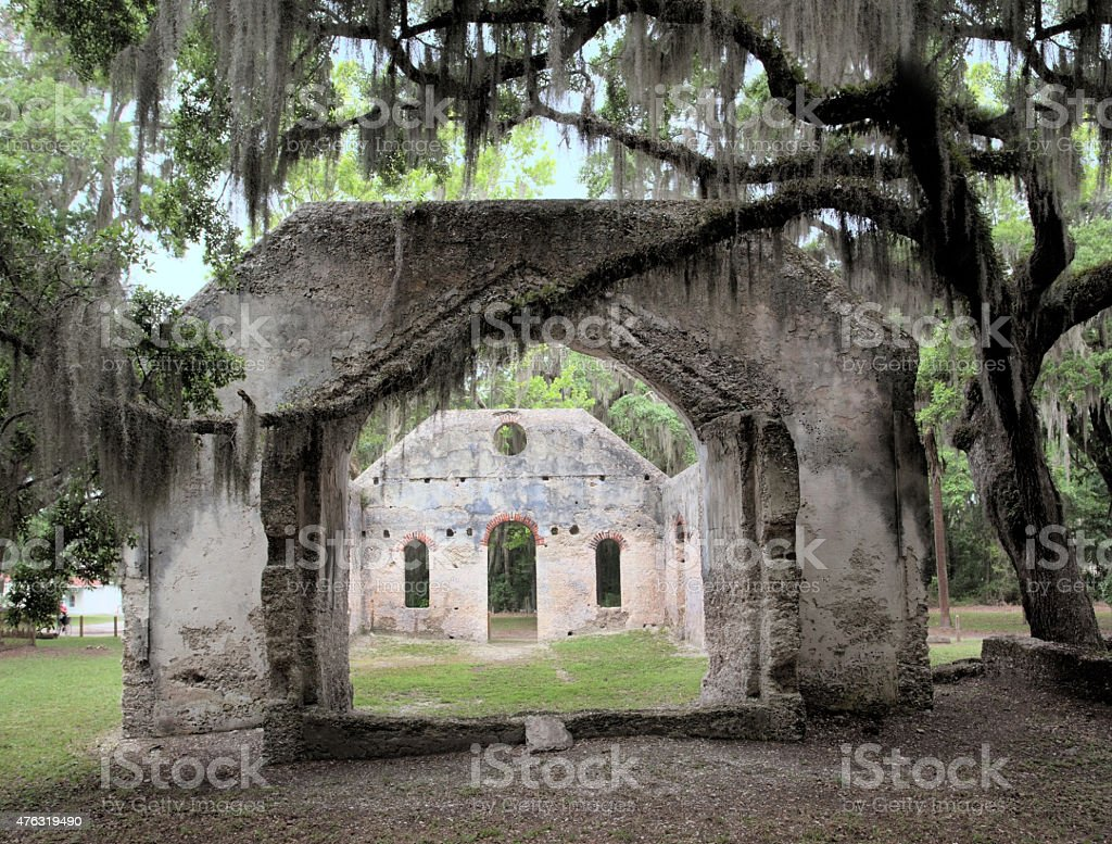 Chapel of Ease stock photo
