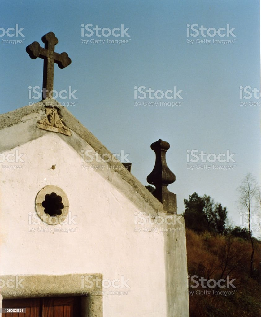 A Chapel royalty-free stock photo
