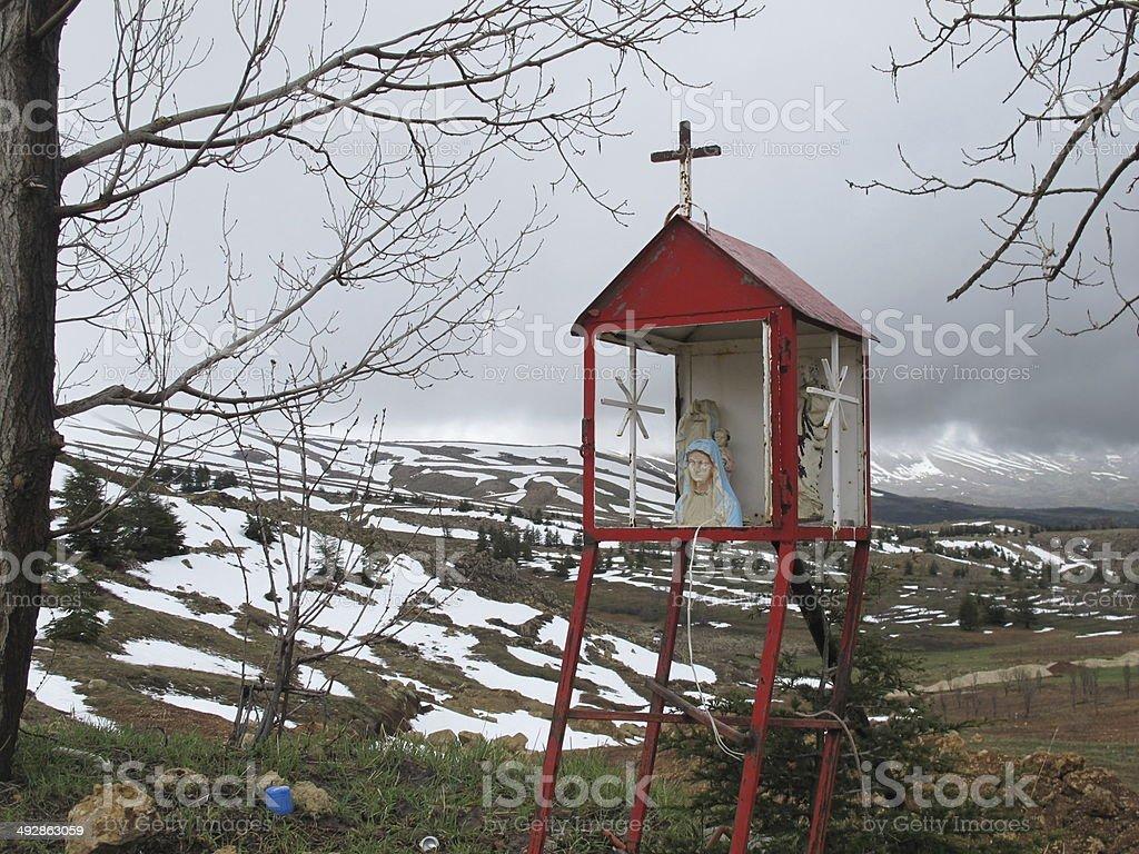 capilla stock photo