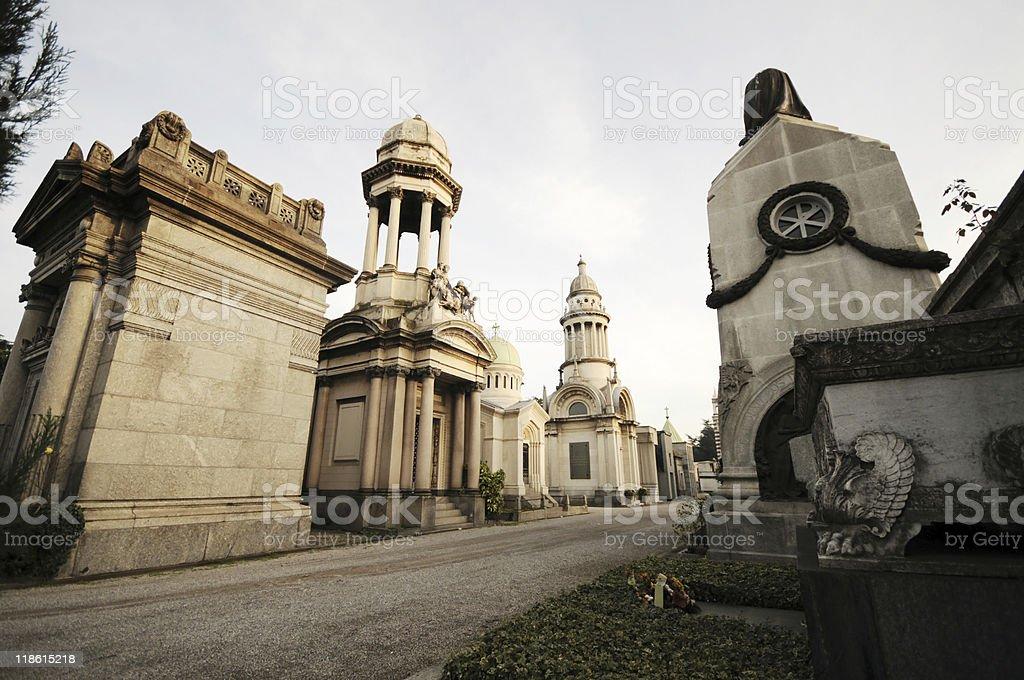 chapels stock photo