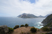 Chapman's peak in Cape Town, South Africa.
