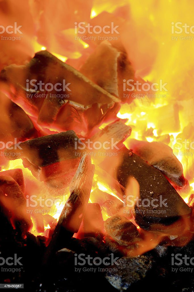 charcoal background royalty-free stock photo
