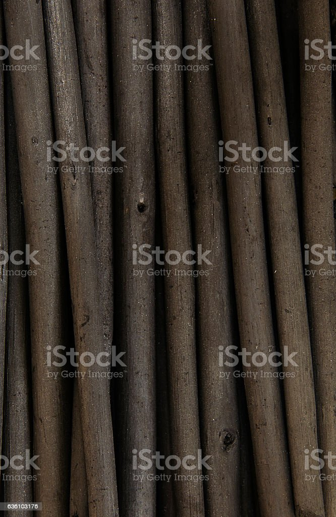 Charcoal pencils High definition picture stock photo