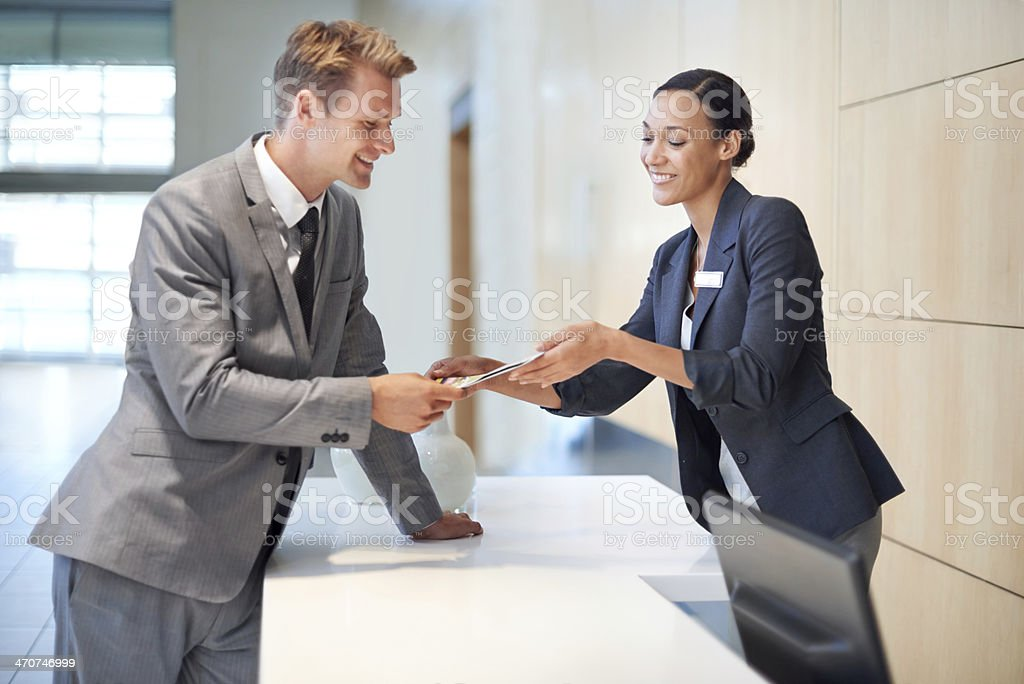 Charge it to my current account royalty-free stock photo