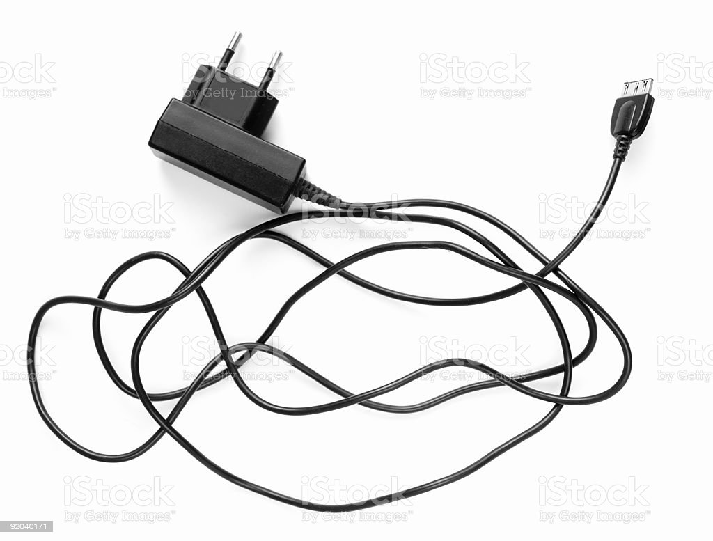 charger stock photo