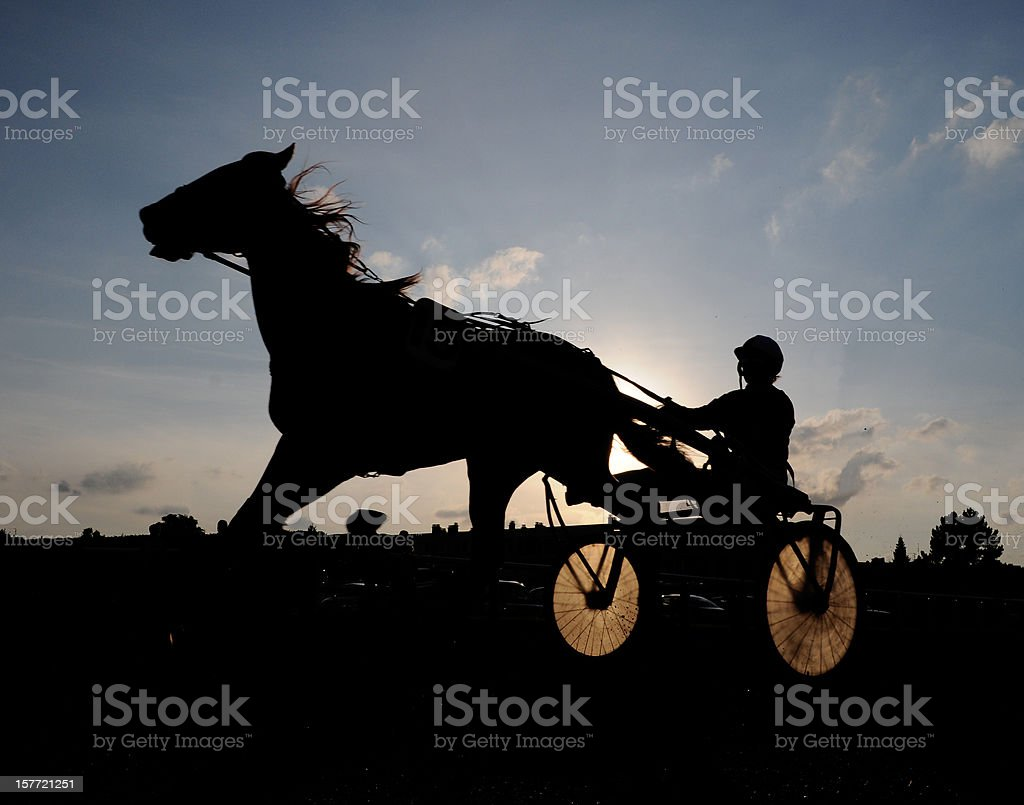 chariot royalty-free stock photo
