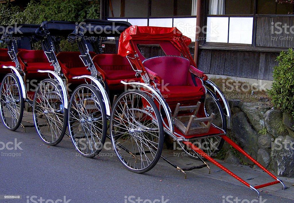 Chariots 2 royalty-free stock photo
