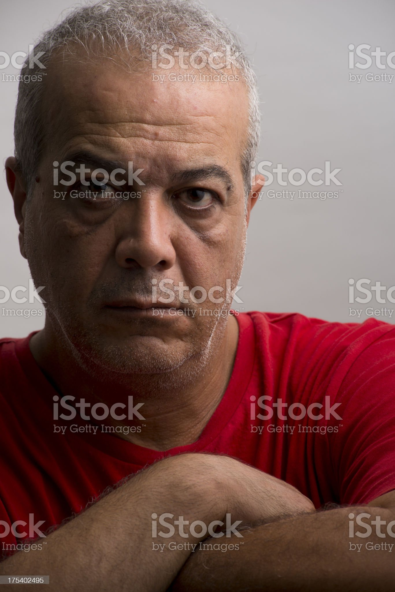 Charismatic Man royalty-free stock photo