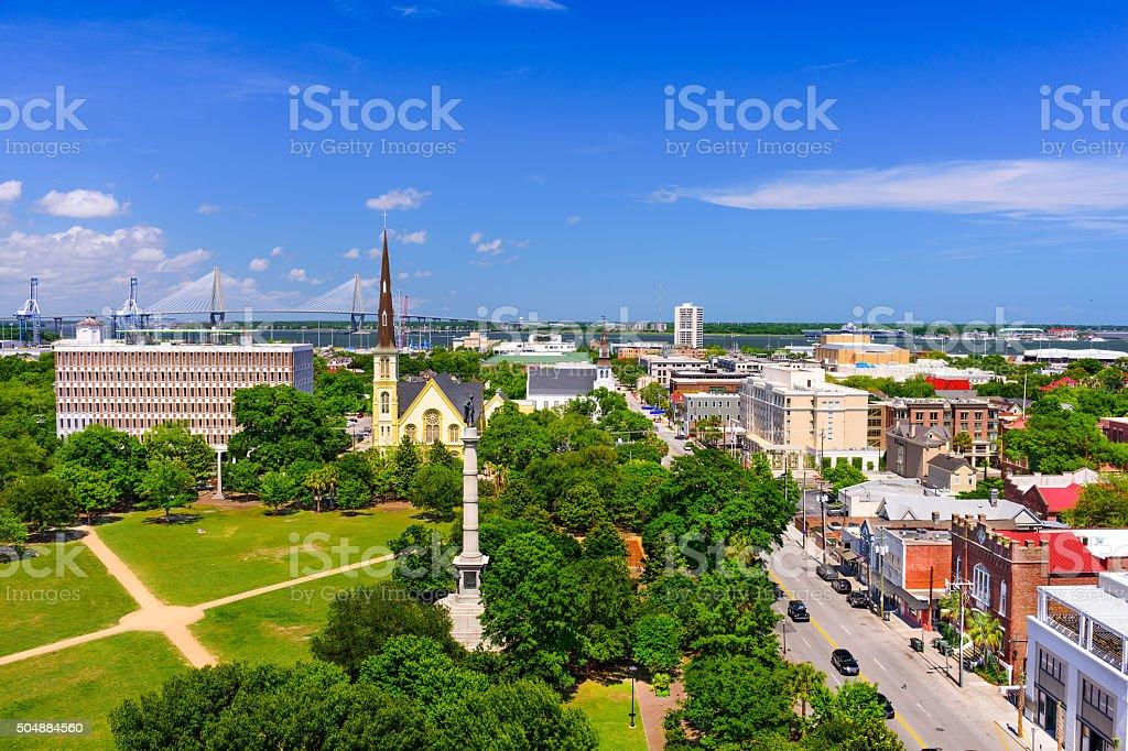 Charleston South Carolina stock photo