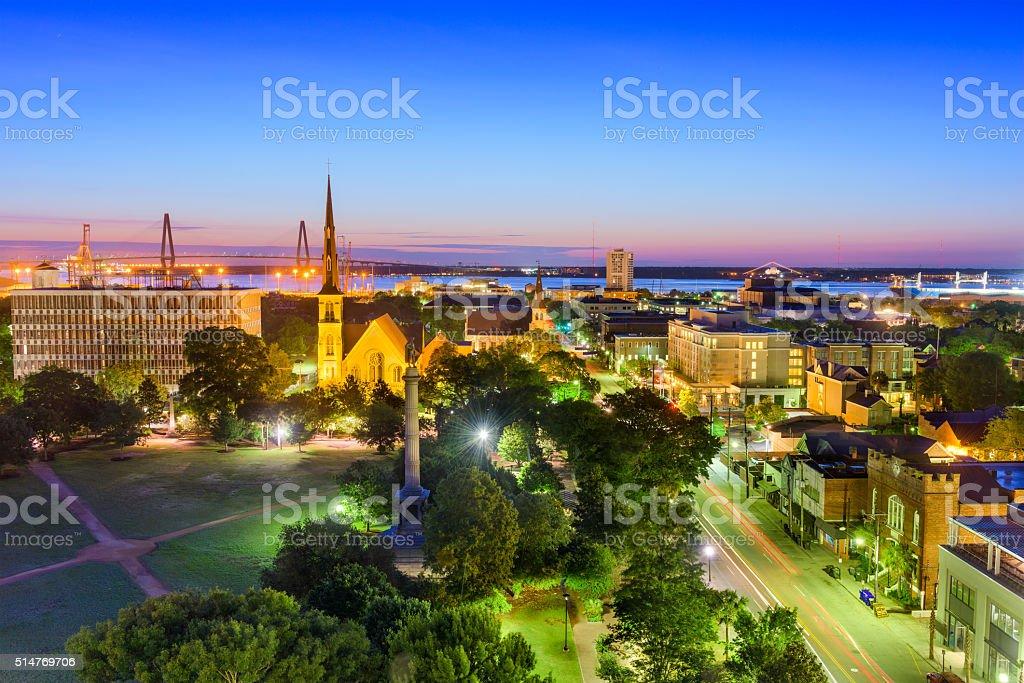Charleston, South Carolina stock photo