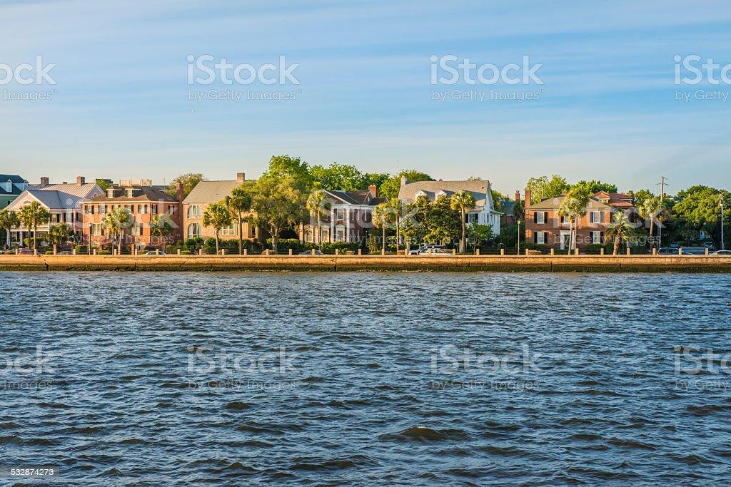 Charleston, South Carolina  USA stock photo