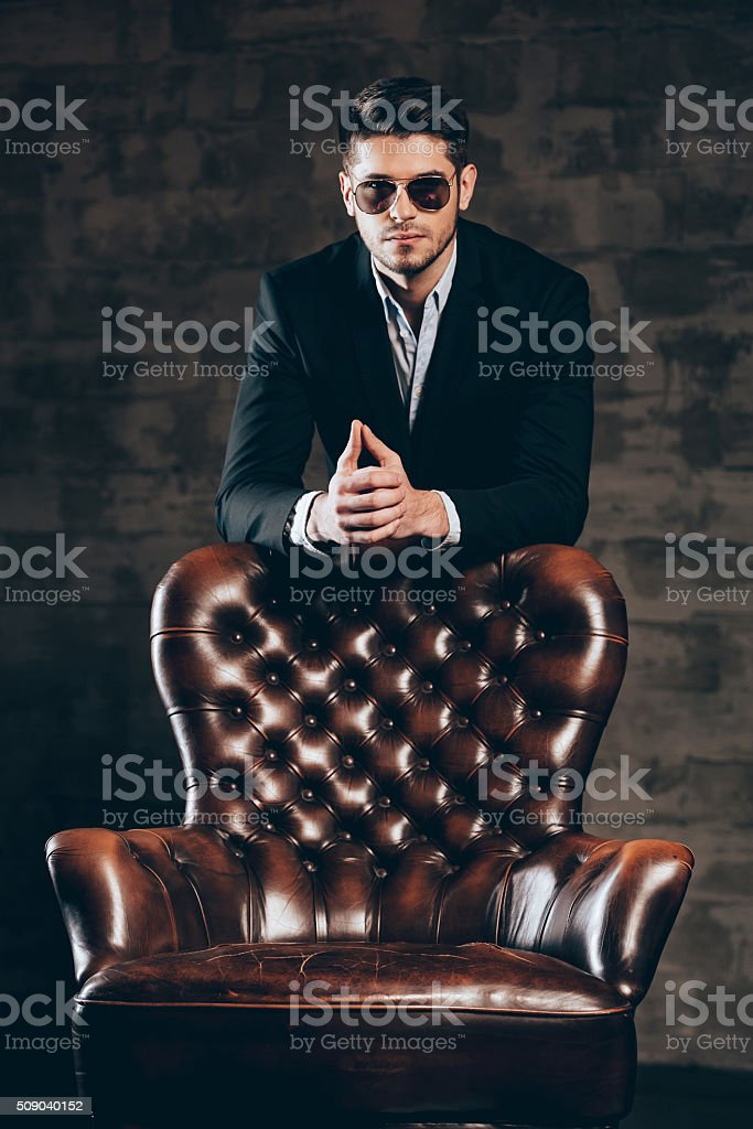 Charming and elegant. stock photo