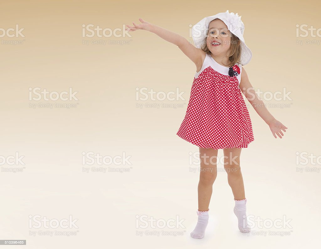 Charmante fille photo libre de droits