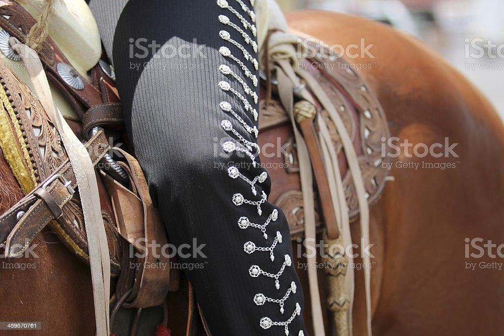 Charro stock photo