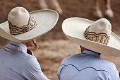 charros hat
