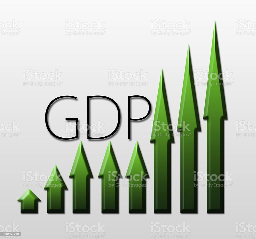 Chart illustrating gdp growth macroeconomic indicator concept chart illustrating gdp growth macroeconomic indicator concept royalty free stock photo nvjuhfo Gallery