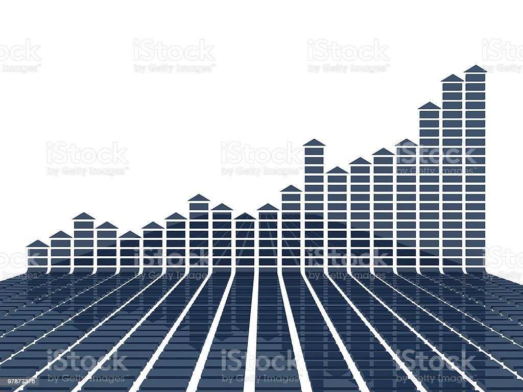 chart statistics royalty-free stock vector art