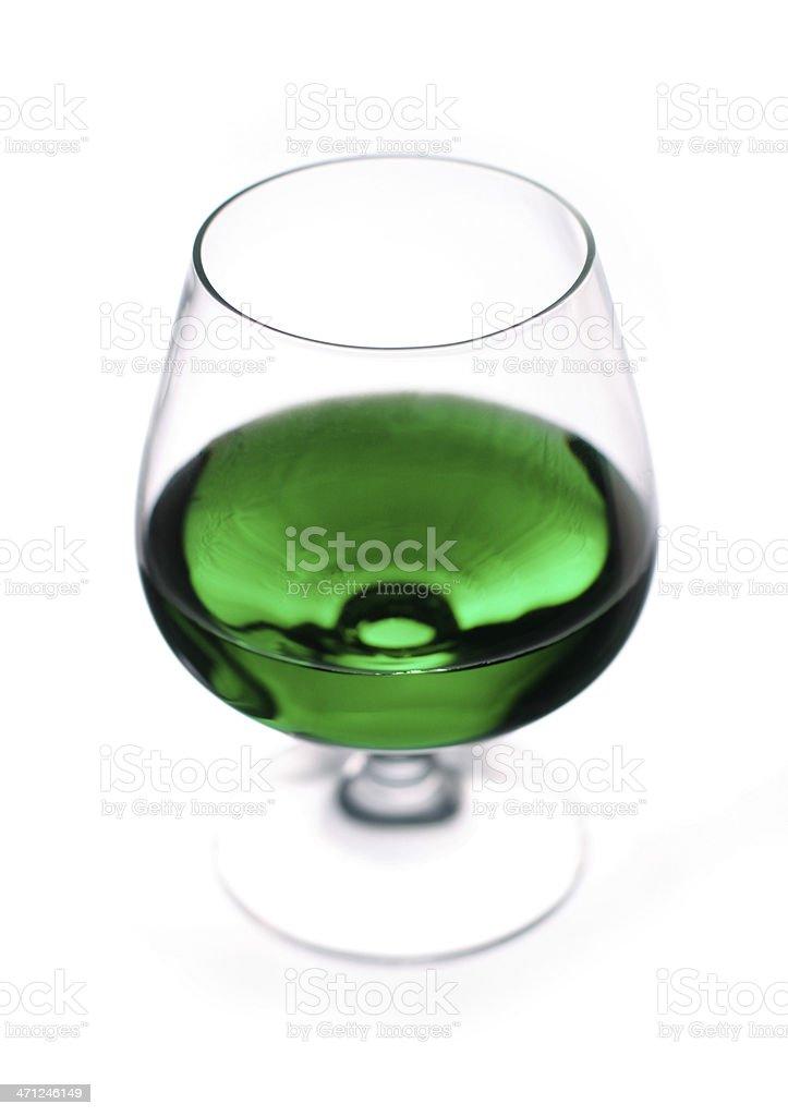 Chartreuse Liqueur stock photo