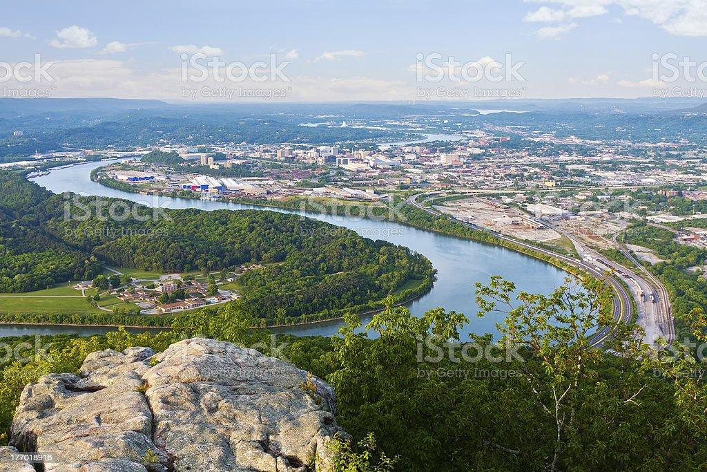 Chattanooga stock photo