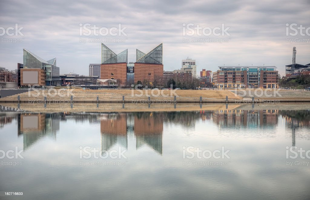 Chattanooga royalty-free stock photo