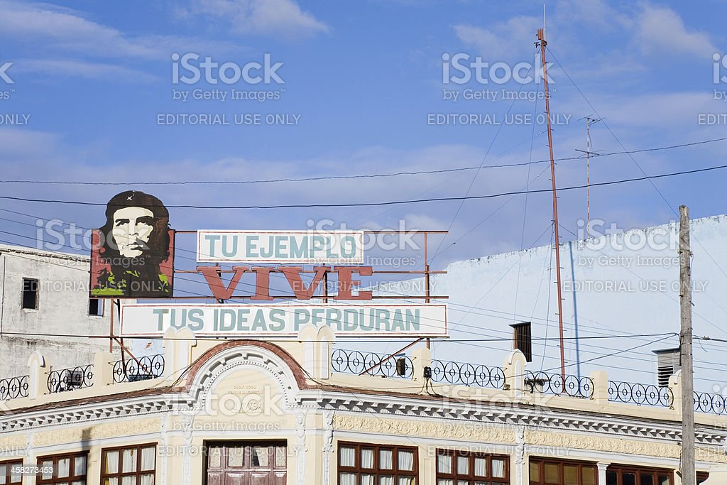 Che Guevara, Cuba stock photo