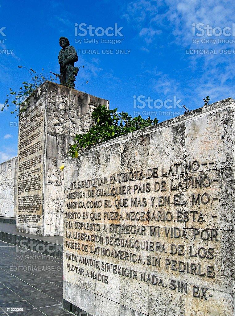 Che Guevara Mausoleum, Santa Clara stock photo