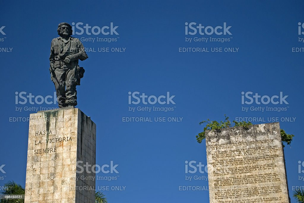 Che Guevara Monument, Santa Clara, Cuba stock photo